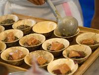 Pot-au-feu de foie gras, recette du Chef Thierry Conte