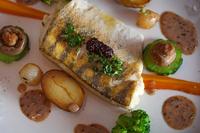 Auberge de la Chapelle - Plat poisson pommes de terre 800X600