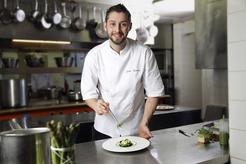 Domaine de la Corniche : le Chef Julien Razemon