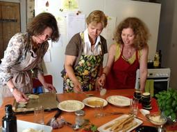 Atelier de cuisine en anglais