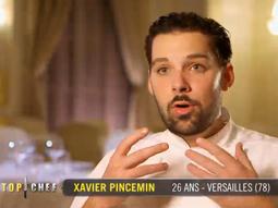 Xavier Pincemin dans Top Chef
