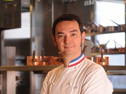 Chef Laurent Delarbre