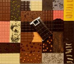 Tablettes de chocolats parfumés - Daubos